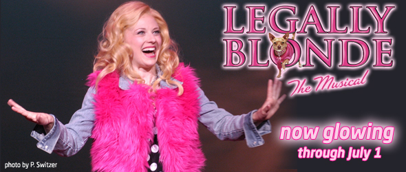 Legally Blonde at Arvada Center