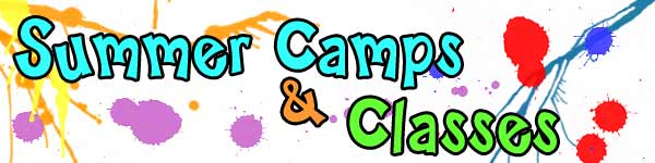 Summer Camps and Classes at Arvada Center