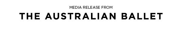 Media Release from The Australian Ballet