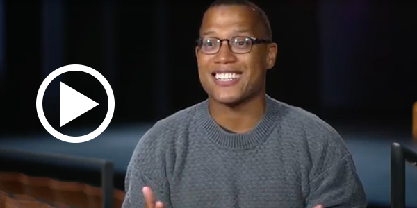 Branden Jacobs-Jenkins video from the MacArthur Foundation