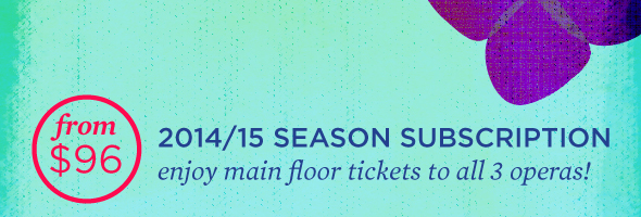 2014-15 season subscription