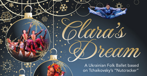 Shumka dancers present Clara's Dream