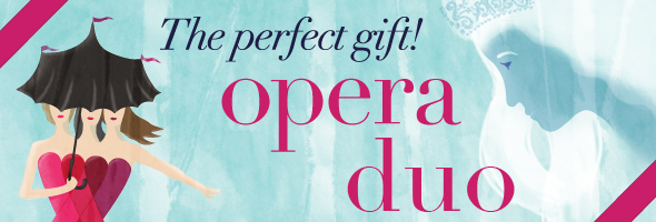 Opera Duo now on sale