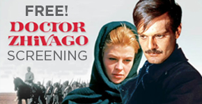 Free screening of Dr. Zhivago