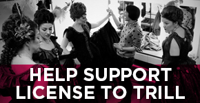 Support community outreach & #licensetotrill