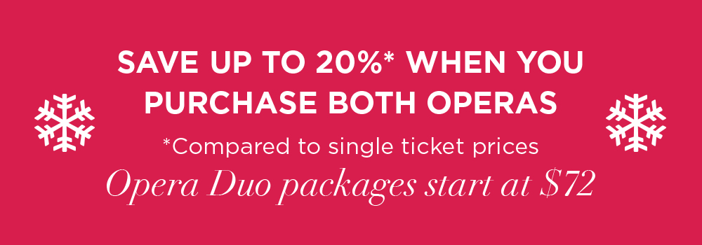 Save with an Opera Duo