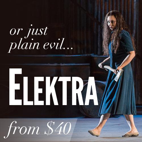 Elektra tickets from $40!