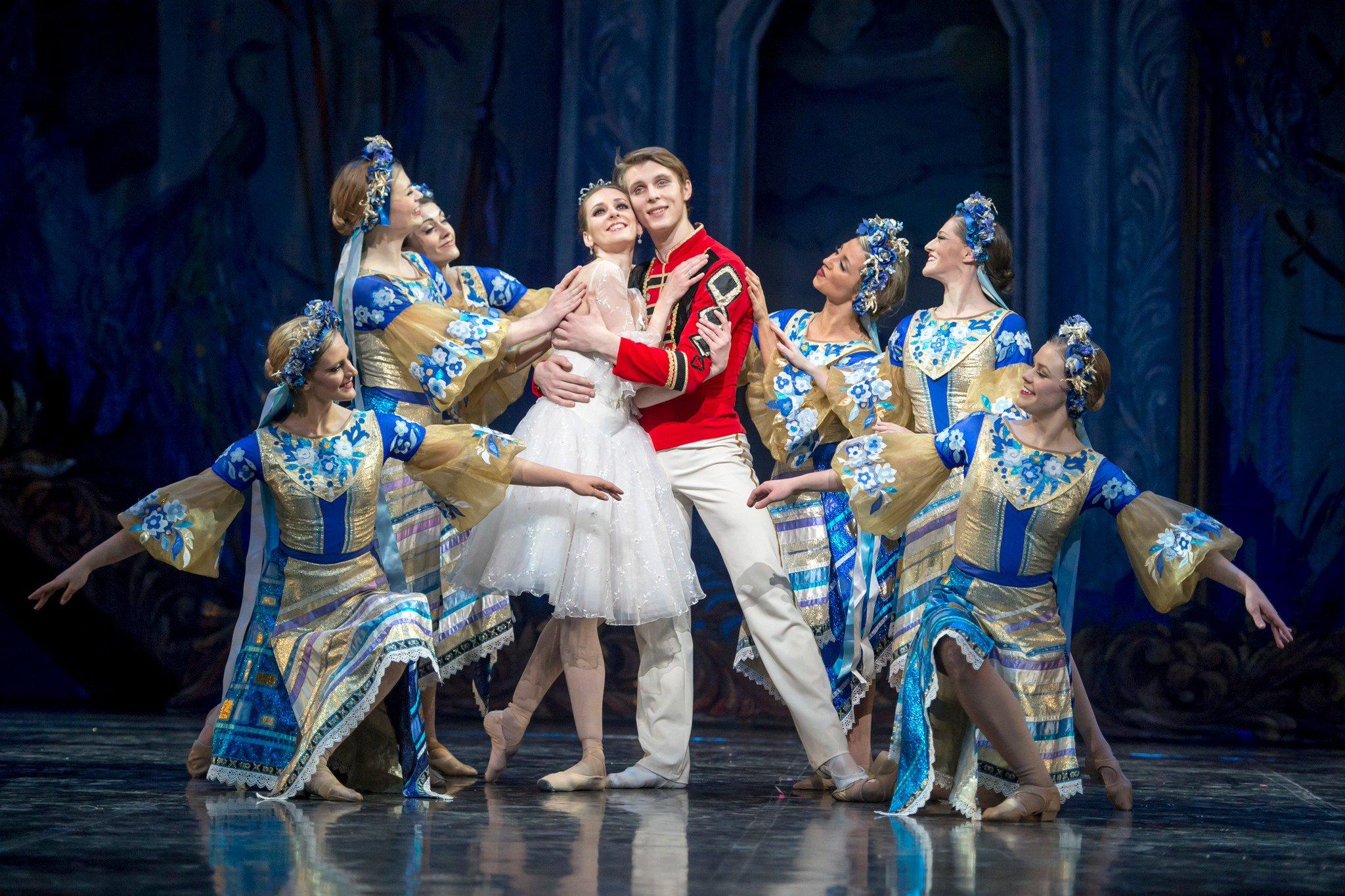 Clara's Dream by the Ukrainian Shumka Dancers