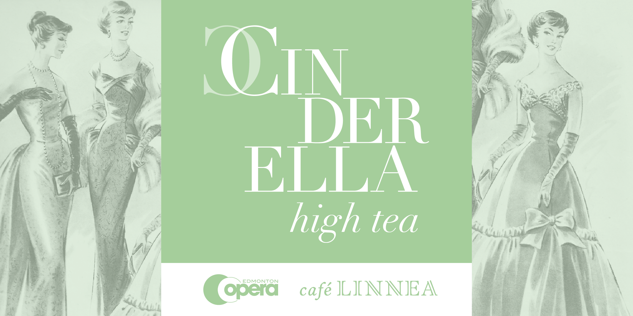 Cinderella high tea
