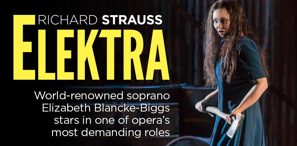 Elizabeth Blancke-Biggs stars as Elektra