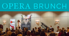 Opera brunch at the Sutton Place Hotel April 7