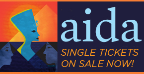Aida single tickets