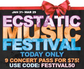 Ecstatic Music Festival