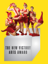 The New Victory Arts Award