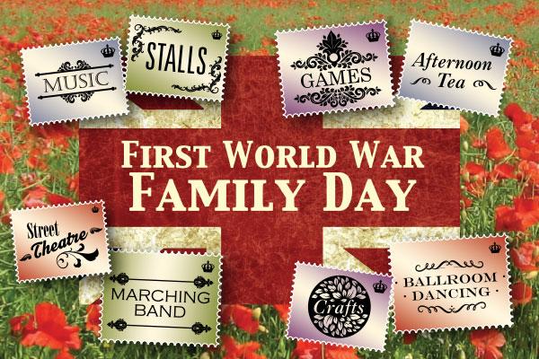First world war family day