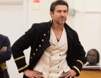 Antony and Cleopatra in rehearsal