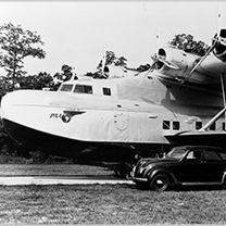 Pan American Airlines China Clipper