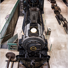 Railroad Museum of Pennsylvania (Photo: Ed Heaton)