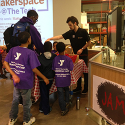 Makerspace at The Tech