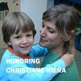 HONORING CHRISTIANE RIÊRA