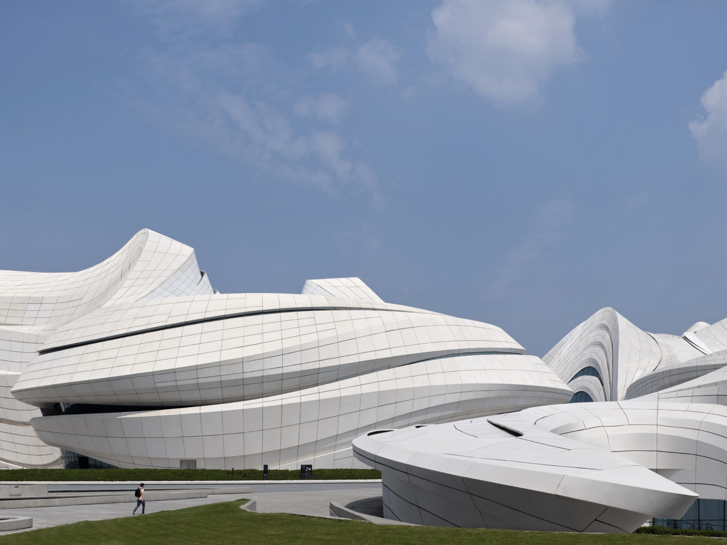 Changsha Meixihu International Culture and Art Centre