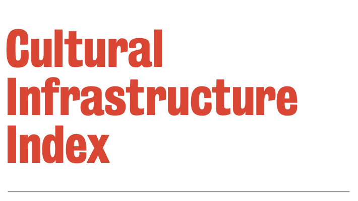 Cultural Infrastructure Index