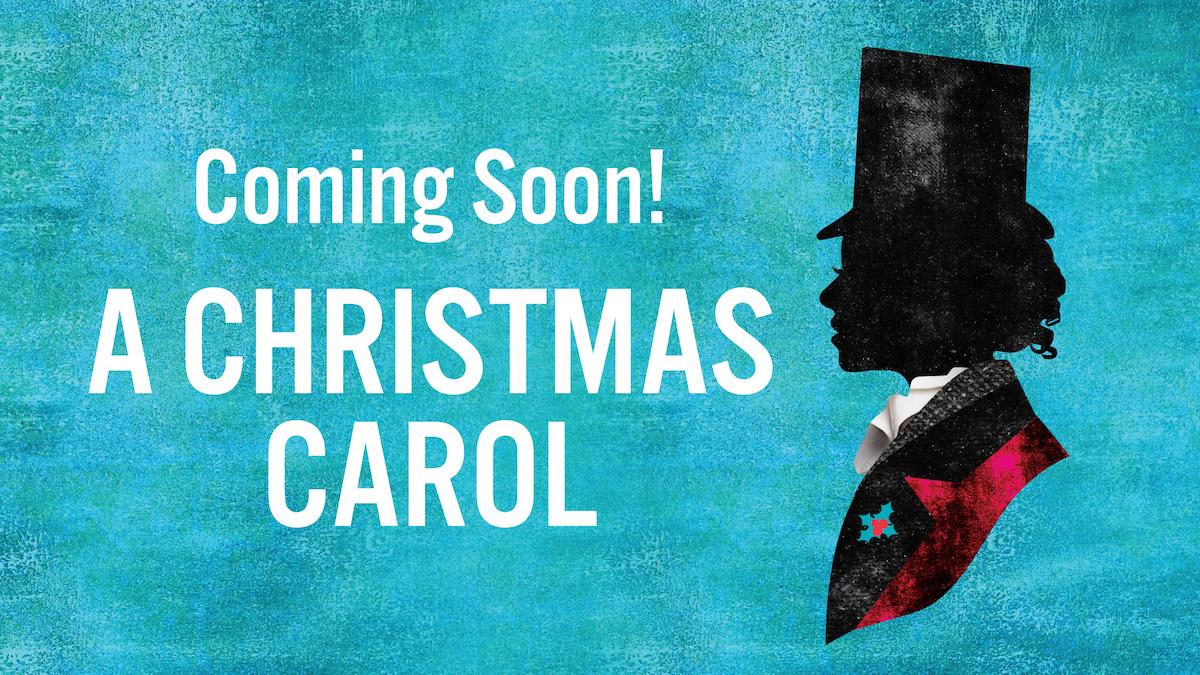 Coming soon! A Christmas Carol