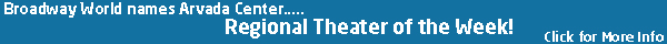 Broadway World's Regional Theater of the Week