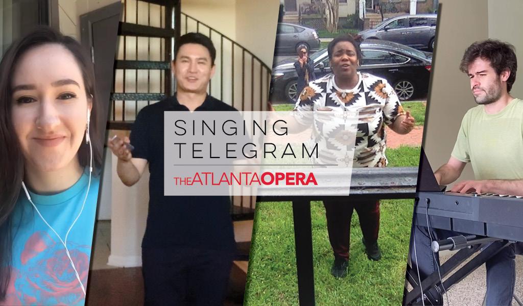 Atlanta Opera Singing Telegrams