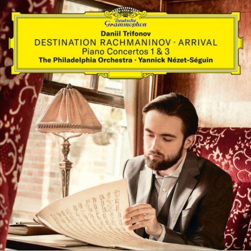 Daniil Trifonov - Destination Rachmaninov: Arrival  (Webisode #3)