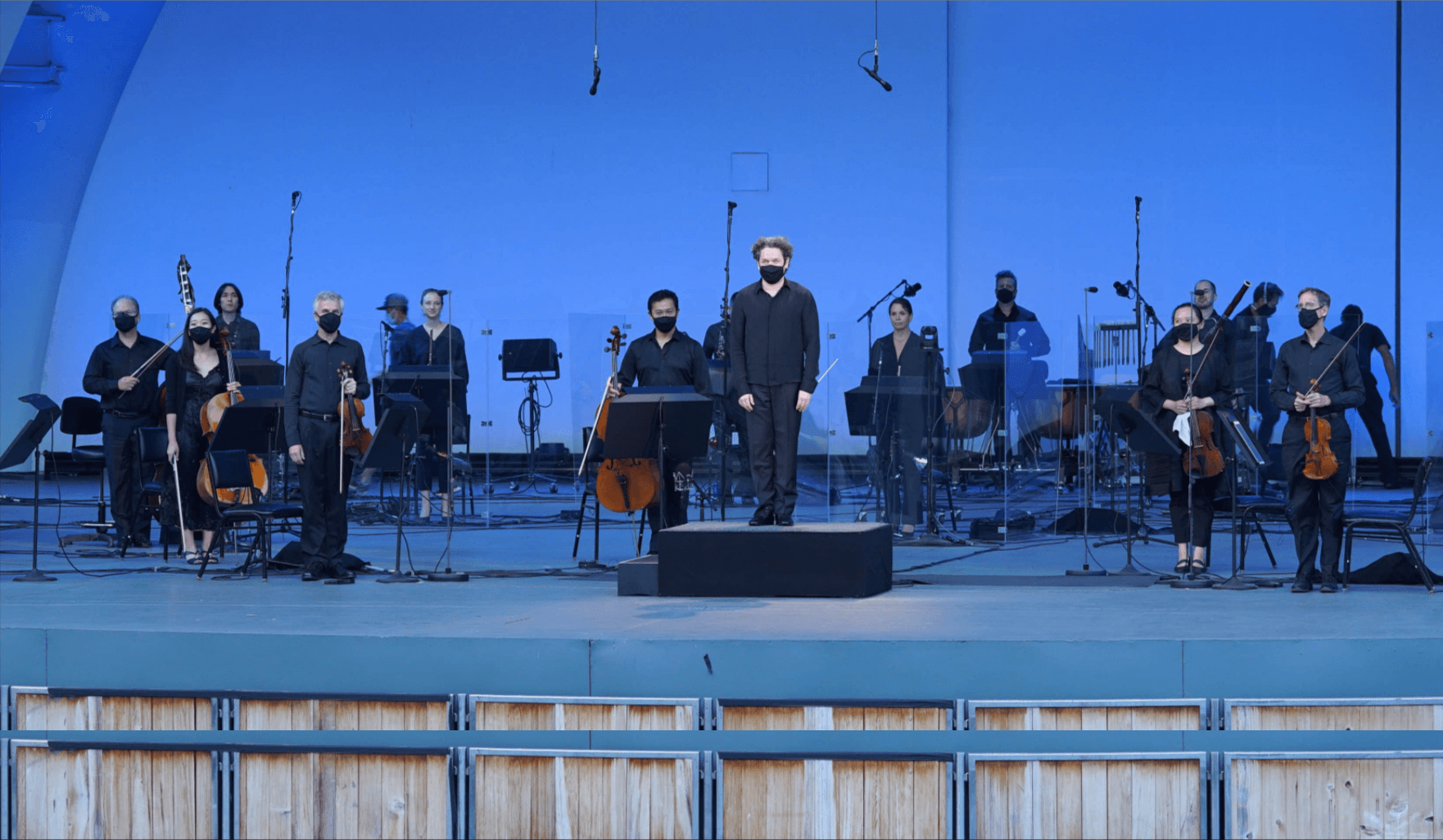 Maestro Gustavo Dudamel.