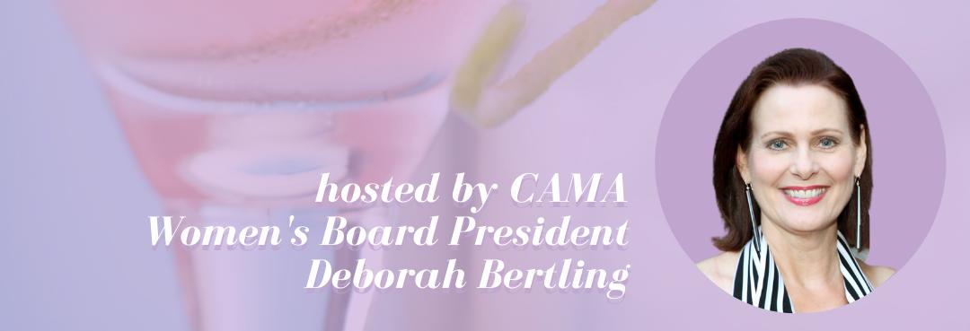 CAMA Classic Cocktails with Deborah Bertling