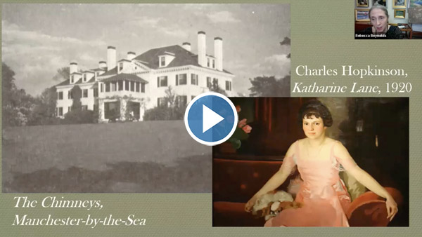 Proving Her Metal: The Life and Sculpture of Katharine Lane Weems - 3-31-2021