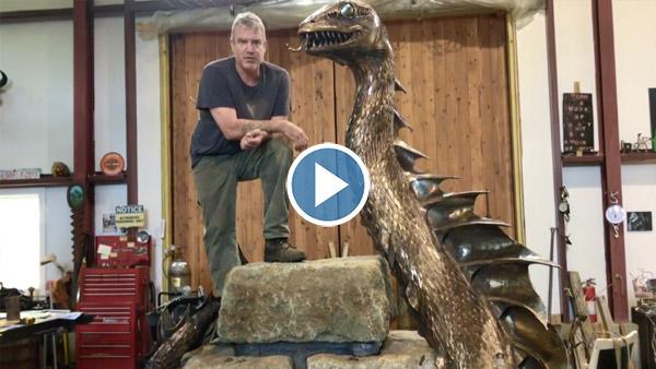 Chris Williams - Making the Sea Serpent