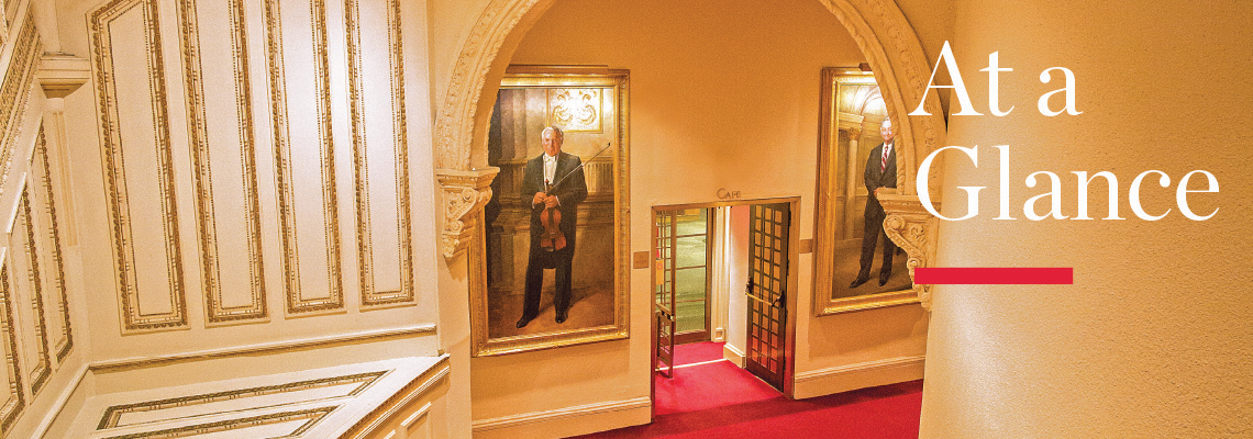 Carnegie Hall | At a Glance