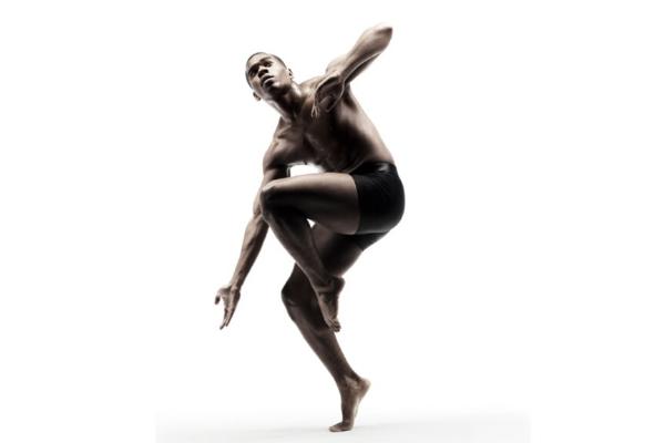 Alvin Ailey principal dancer Soloman Dumas