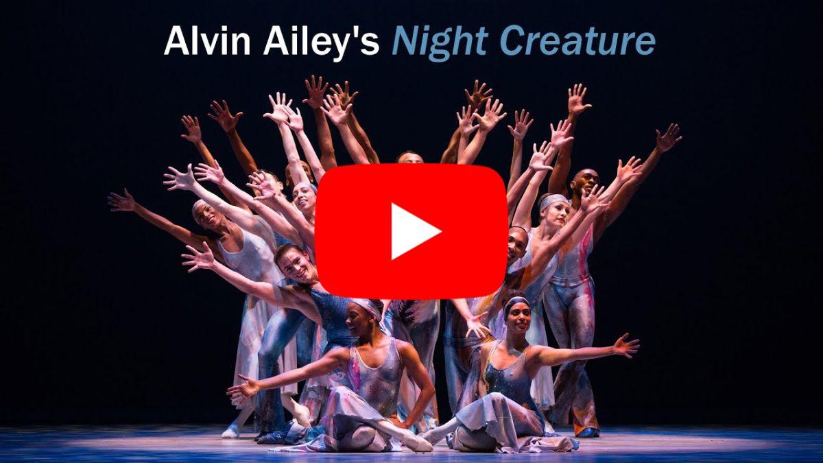Alvin Ailey's Night Creature