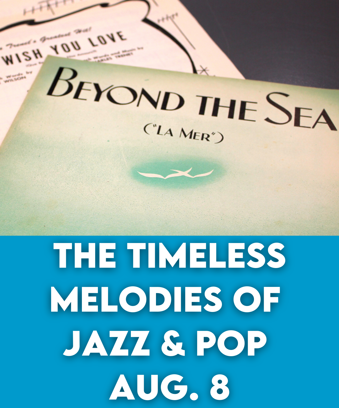 The Timeless Melodies of Jazz & Pop