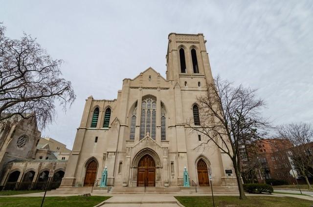 Churches in Evanston