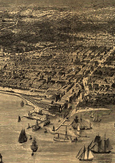 How the Great Fire Changed Chicago