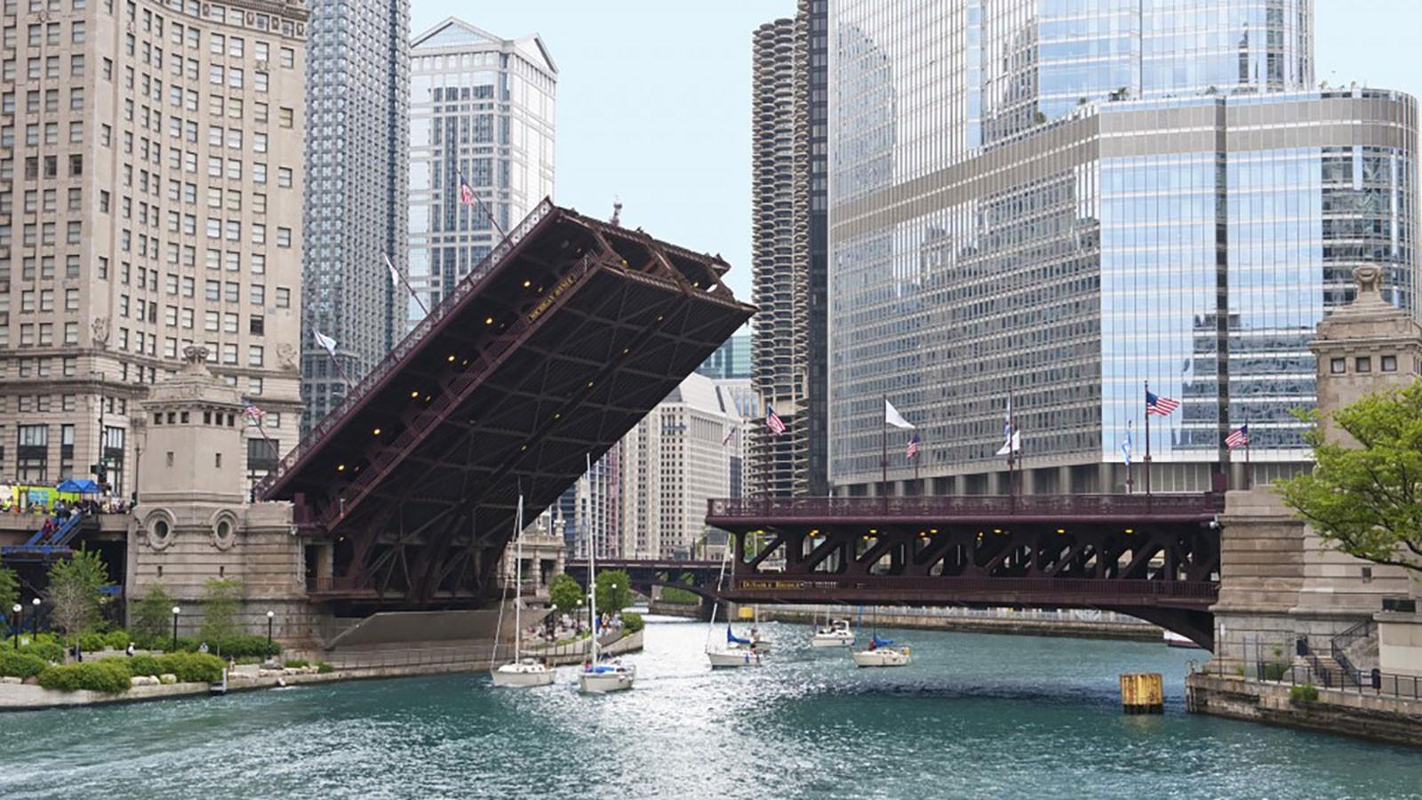 Chicago's Moveable Bridges