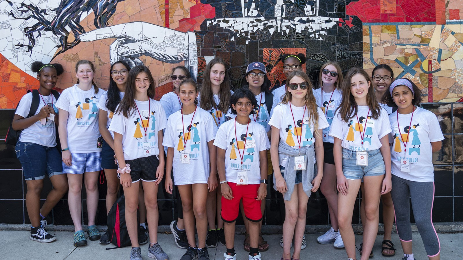 Girls Build Summer Camp