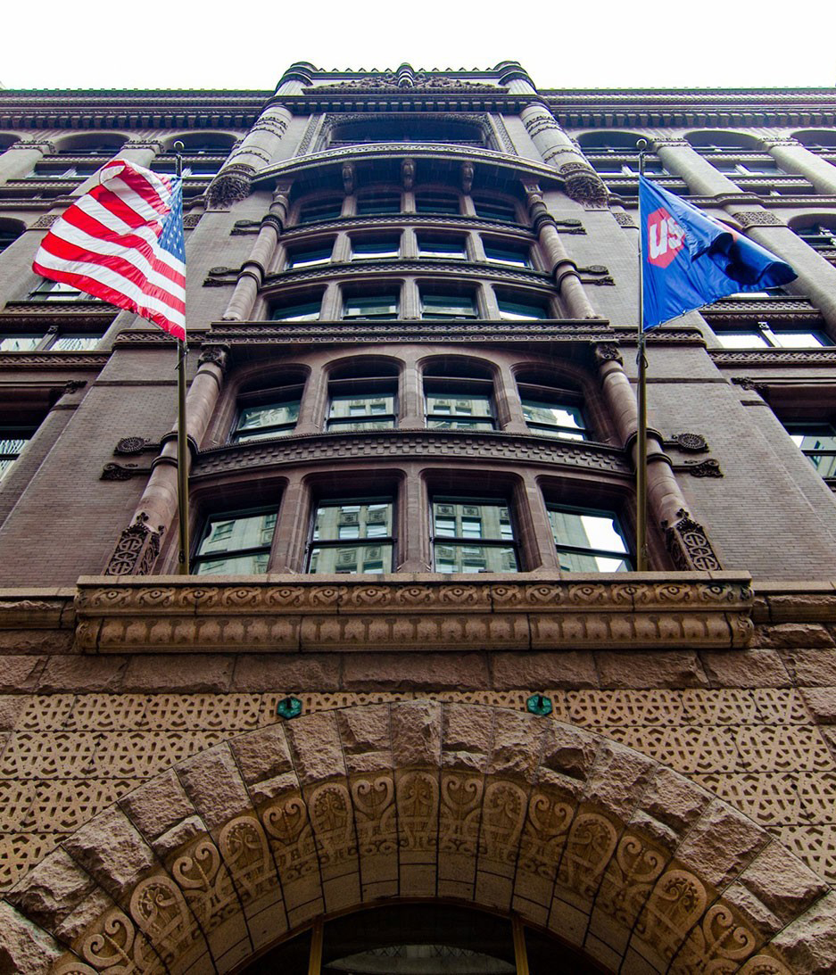 Chicago's Architectural Palate of Clay and Stone