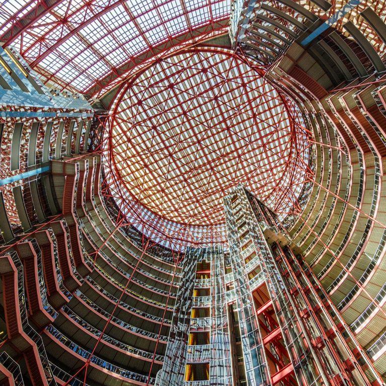 Brutalism and Postmodernism tour