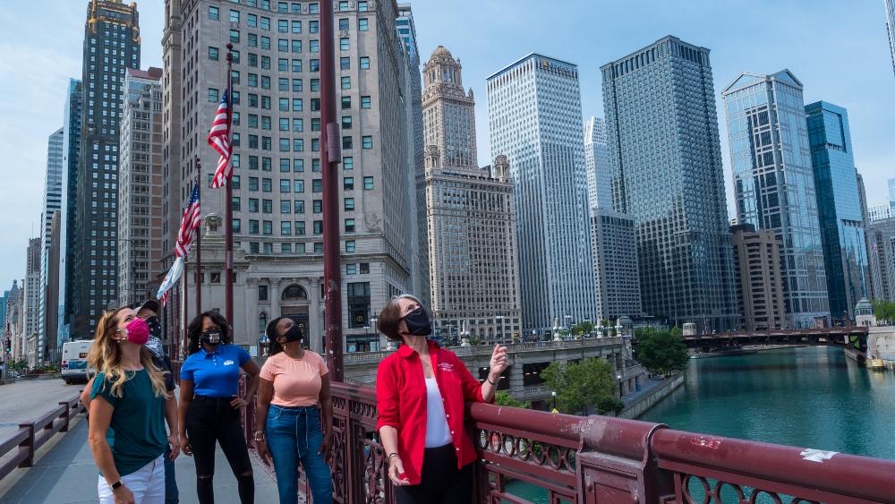 Family walking tours