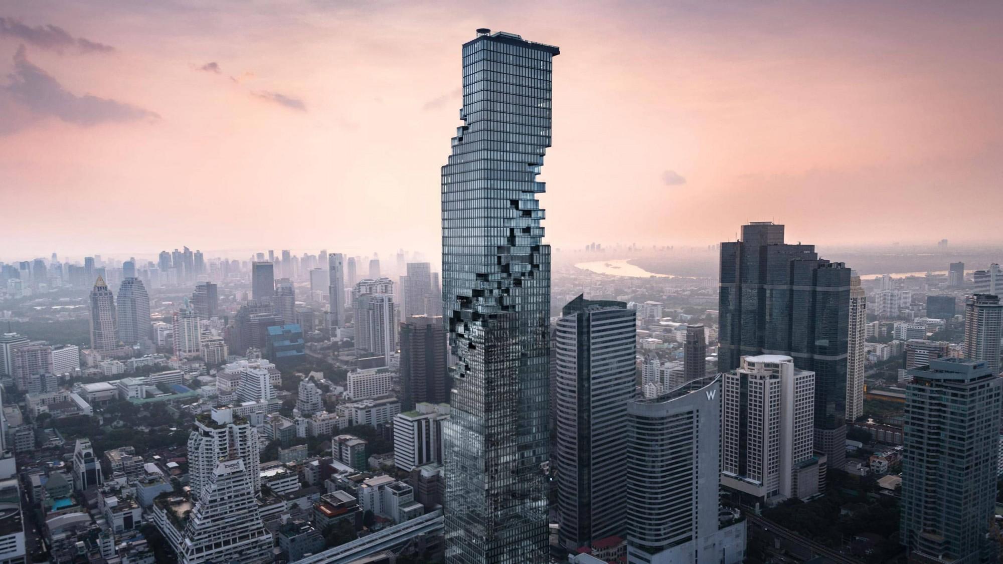 Architect talks