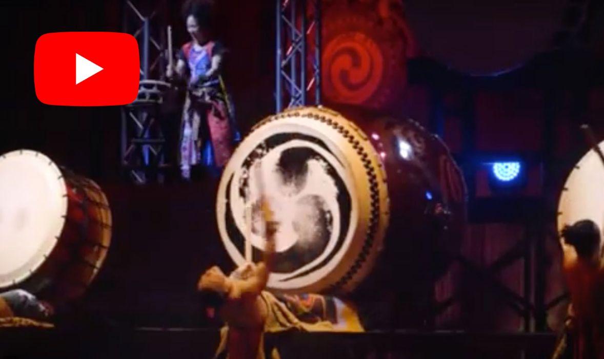 倭-YAMATO Drummers | 世界を旅する和太鼓集団「情熱-Passion」