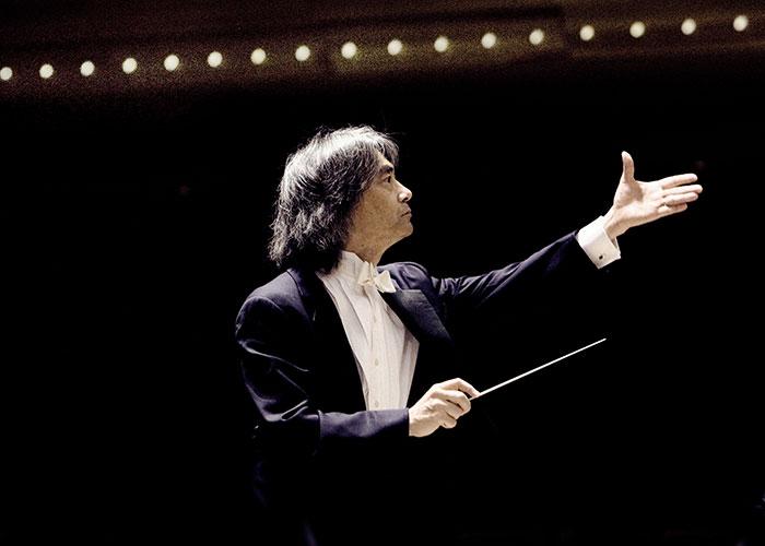 Nagano Conducts Bruckner