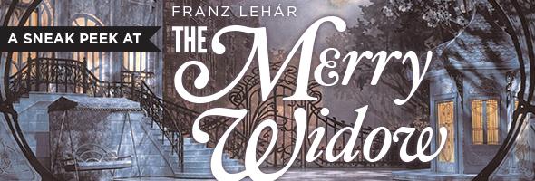 Franz Lehar's The Merry Widow