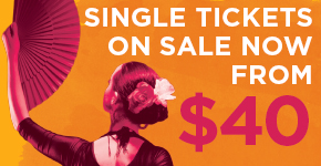 Single tickets now on sale